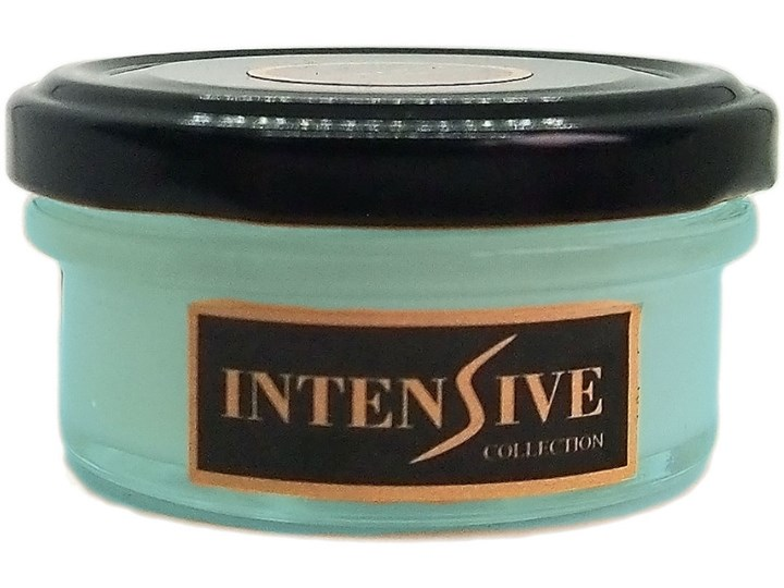 INTENSIVE COLLECTION Vegetable Wax Candle A1 naturalna świeca zapachowa w słoiku typu daylight - Brownie