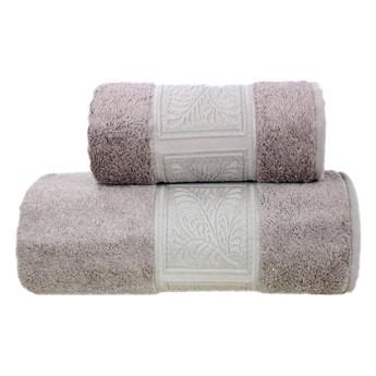 ECCO BAMBOO POPIELATY ręcznik bambusowy GRENO