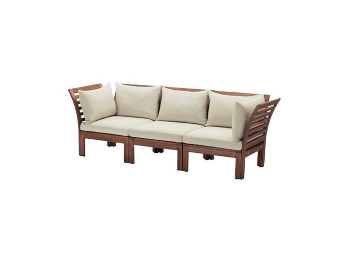 ÄPPLARÖ 3-osobowa sofa modułowa