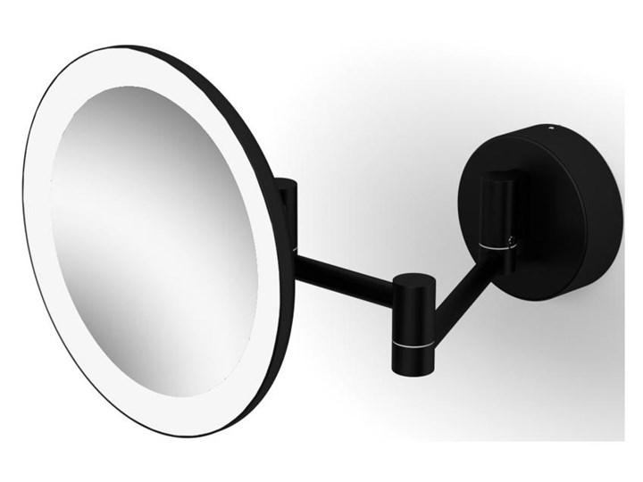 STELLA 22.00230-B lusterko kosmetyczne ścienne czarne