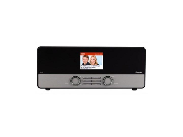 HAMA CYFROWE DAB+/FM/INTERNET DIR3100 CZARNE