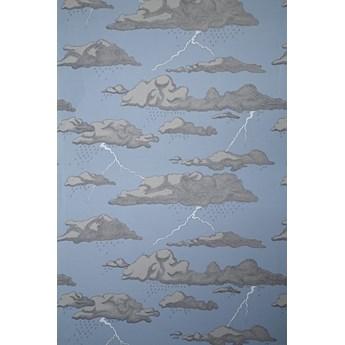 Tapeta Abigail Edwards Storm Clouds Blue Sky