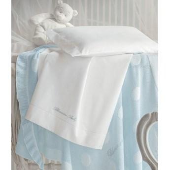 Komplet pościeli dziecięcej do łóżeczka Blumarine Confetto Light Blue