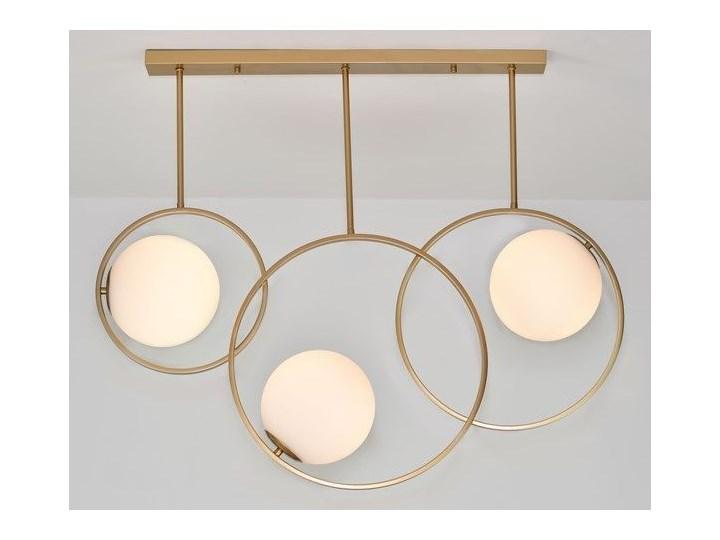 MCODO ::  Złota lampa Bella 3  Nowość
