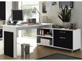 Biurko narożne ALFREDO biurko komputerowe szkolne