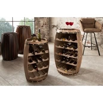 Stojak na wino Bodega 60cm naturalny 38964