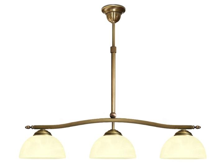 lampy sufitowe dwuramienne z kloszem regulowane