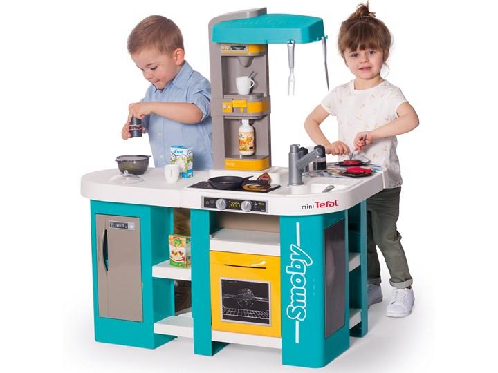 Duża Kuchnia Dla Dzieci 34 Akc Tefal Studio Xl Bubble Smoby