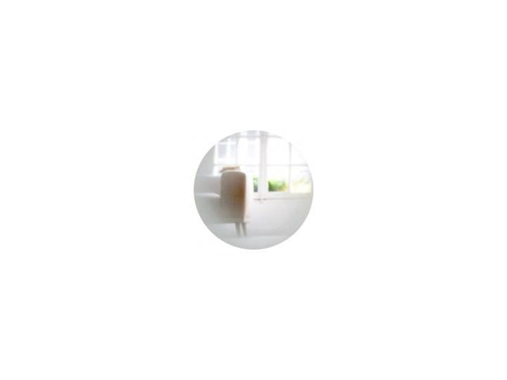 Lustro wiszące Eno Studio Fadding Śr 55 cm ~ białe ~ Eno Studio