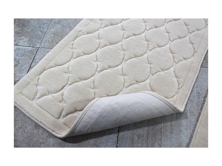 Zestaw 2 dywaników łazienkowych Dante 60x100 cm Prostokątny 50x60 cm Kategoria Dywaniki łazienkowe