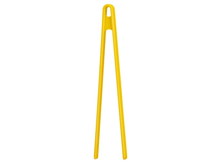 Żółte szczypce silikonowe Premier Housewares Zing Kolor Żółty