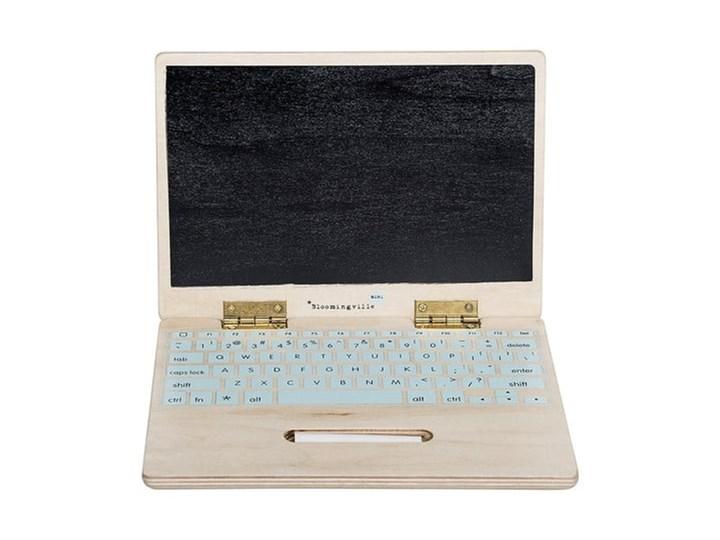 Kredowa tablica w kształcie notebooka Bloomingville School Tablice kredowe Stojąca Kategoria Tablice magnetyczne