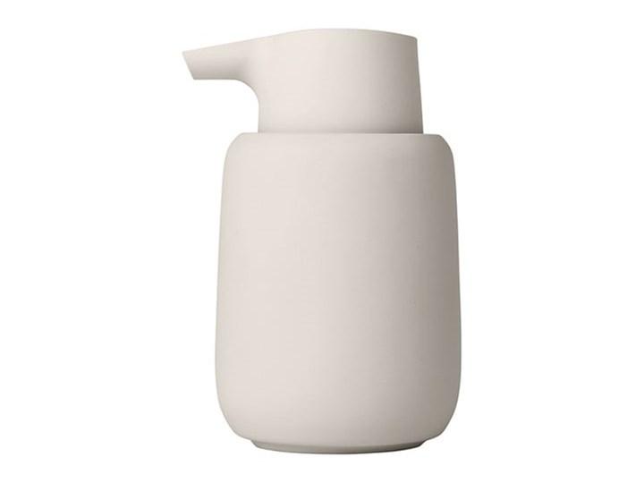Kremowobiały dozownik do mydła Blomus , 250 ml Kolor Beżowy Dozowniki Kategoria Mydelniczki i dozowniki