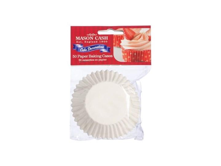 Zestaw 50 szt. papilotek w białym kolorze Mason Cash Baking Kategoria Dekoracja wypieków