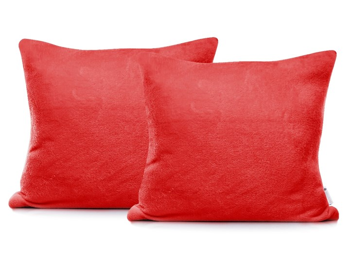DecoKing – Poszewka Czerwona MIC 45cm x 45cm