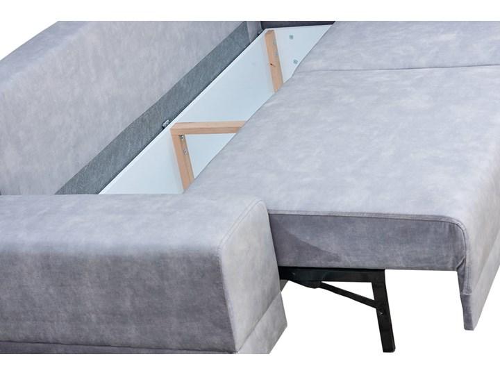 Sofa BRISTOL z funkcją spania Stała konstrukcja Styl Skandynawski