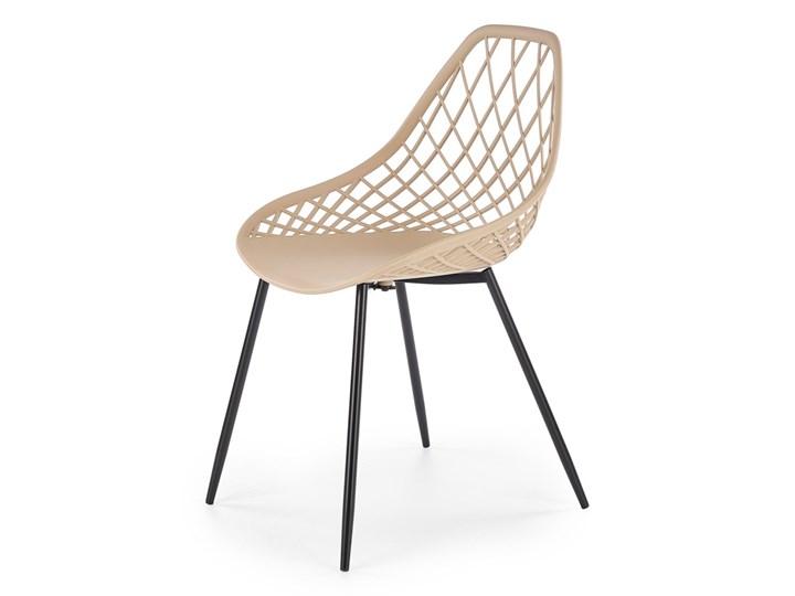 Krzesło Zafra beżowe