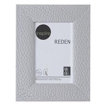 Ramka na zdjęcia Reden 10 x 15 cm srebrna Inspire
