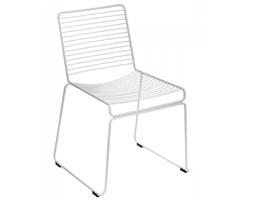 Krzesło Dilly D2.Design białe kod: 5902385732260