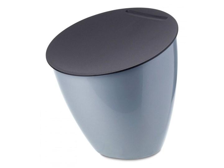 Kosz kuchenny na odpadki 2,2l Calypso Nordic Blue kod: 108550013800 Kosz z pokrywą Tworzywo sztuczne Pojemność 2 l