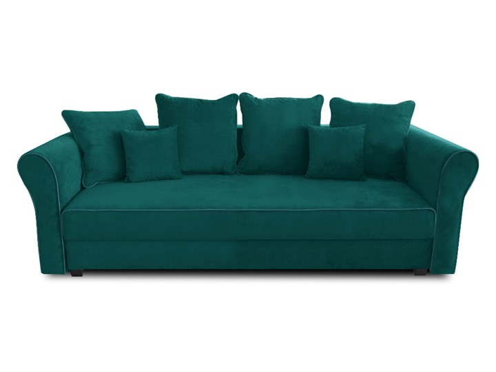 Sofa NEW YORK z funkcją spania Boki Z bokami Stała konstrukcja Kategoria Sofy i kanapy