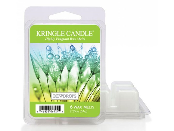 "Kringle Candle - Dewdrops - Wosk zapachowy ""potpourri"" (64g)"