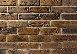 Płytka elewacyjna Incana Brick Castillo Brąz 21x6