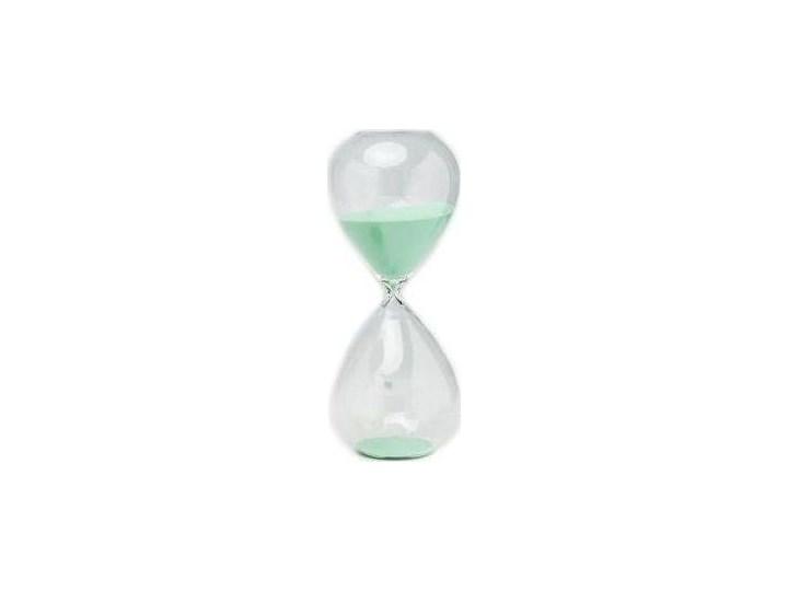 Klepsydra Timer 120 min zielony piasek