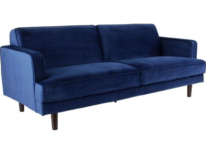 Sofa Bliss 3-osobowa 206x83 cm ciemnoniebieska