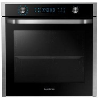 Piekarnik SAMSUNG NV75J5540RS Dual Cook Elektryczny Stalowo-czarny A