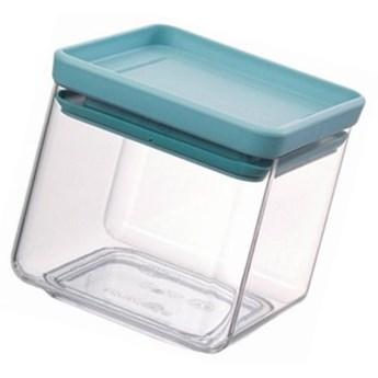 Pojemnik plastikowy BRABANTIA Tasty Colours Square 0.7 L Miętowy
