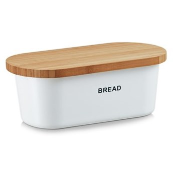 Chlebak ZELLER Bread Biały