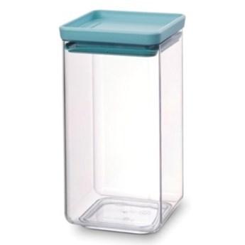 Pojemnik plastikowy BRABANTIA 290145 1.6 L Miętowy