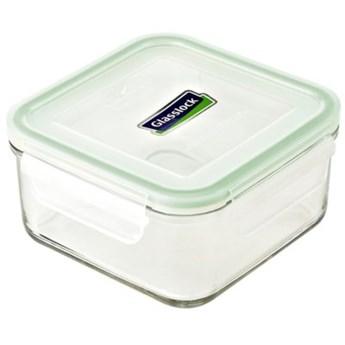 Pojemnik szklany GLASSLOCK MCSB-049 0.49 L Zielony