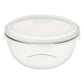 Pojemnik szklany GLASSLOCK Mixing Bowl 2 L Zielony
