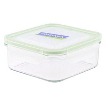 Pojemnik szklany GLASSLOCK MCSB-090 0.9 L Zielony