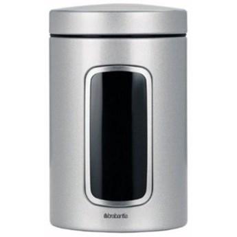 Pojemnik metalowy BRABANTIA 243509 1.4 L Szary