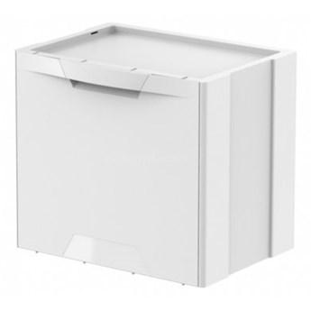 Kosz do śmieci MELICONI Ecocubes 22L Biały