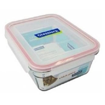 Pojemnik szklany GLASSLOCK OCRT-173 1.73 L Przezroczysty