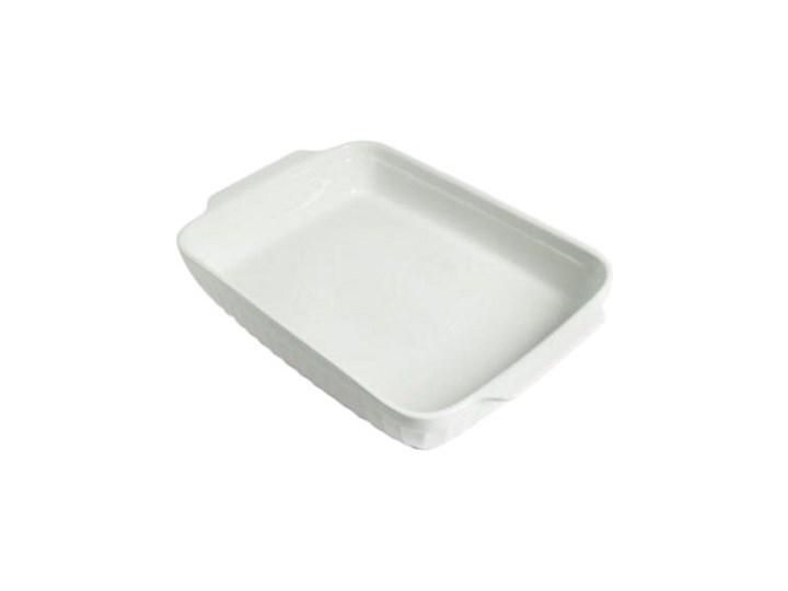 Forma do pieczenia GUARDINI C00TC7 (36 x 24 cm) Ceramika Naczynie do zapiekania Kategoria Naczynia do zapiekania Kolor Biały