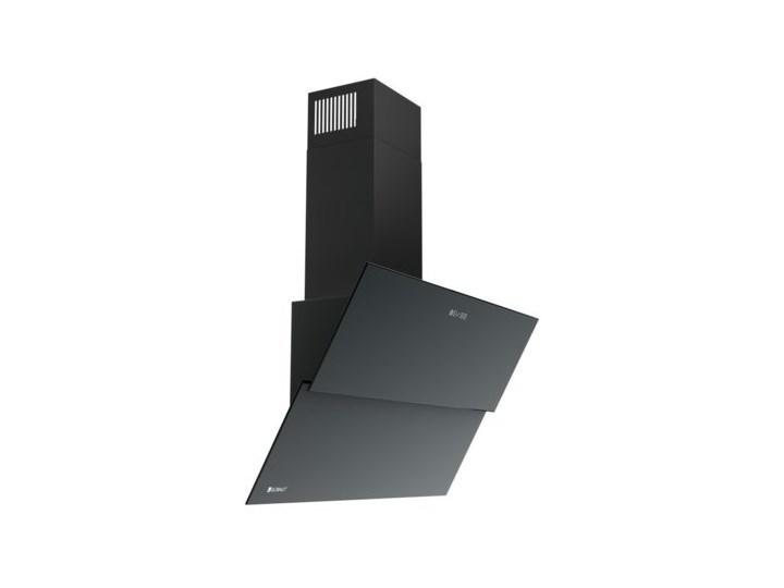 Okap GLOBALO Mirida 90.3 Czarny/BL Okap przyścienny Szerokość 90 cm Poziom hałasu 63 dB