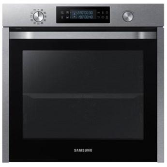 Piekarnik SAMSUNG NV75K5541RS Dual Cook Elektryczny Stal nierdzewna A