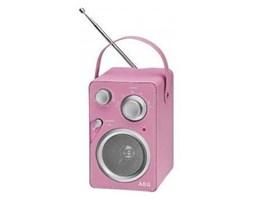 Radio AEG MR 4144 Różowy