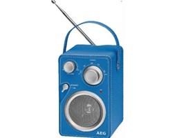 Radio AEG MR 4144 Niebieski