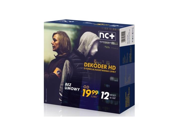 Telewizja Na Karte Nc.Dekoder Nc Iti 2850 Z Usługą Telewizja Na Kartę 12 M C Na Start Z