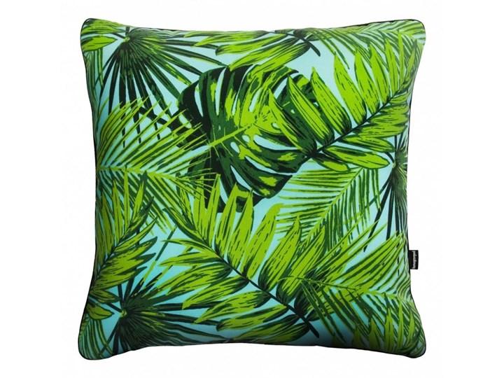 Poduszka dekoracyjna w liście palmowe 45x45 II