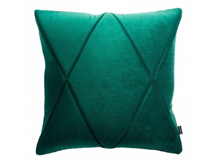 Touch poduszka dekoracyjna zielona 45x45 MOODI