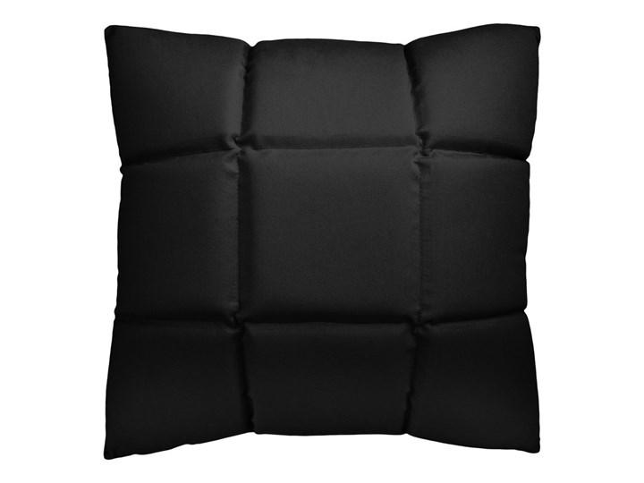 Trix Duża Poduszka Dekoracyjna 50x50 Cm Czarna Moodi