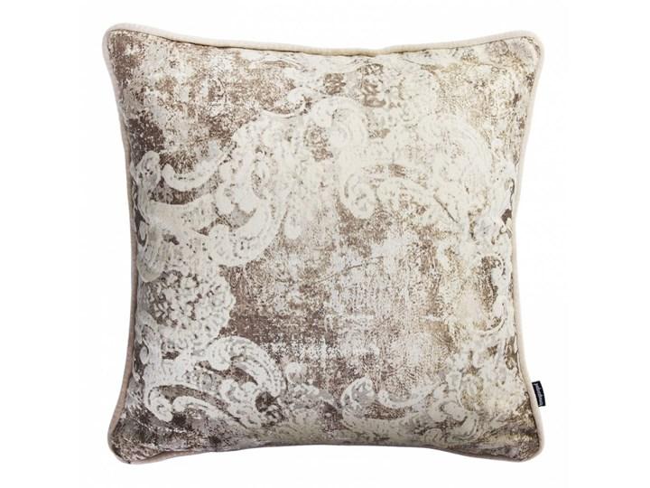 Kremowa poduszka dekoracyjna Gold 40x40
