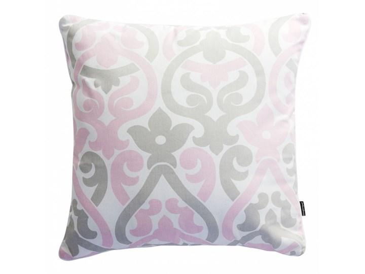 Poduszka dekoracyjna Pink Flower 45x45